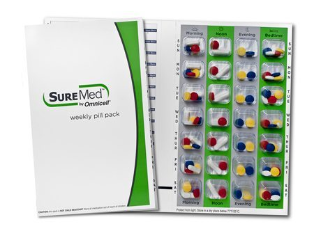 PILL CARDS